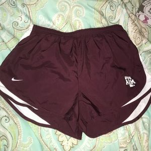 Nike Dri-Fit Shorts - Texas A&M Size XL